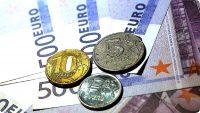 Курс евро в октябре 2019 года