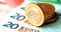 Курс евро в январе 2020 года
