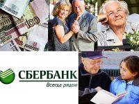 Текущие ставки по вкладам для пенсионеров в Сбербанке