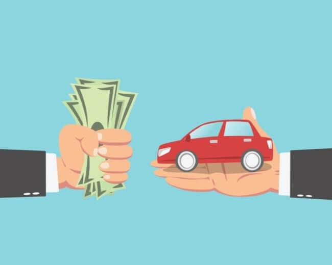 Материнский капитал обмен на машину